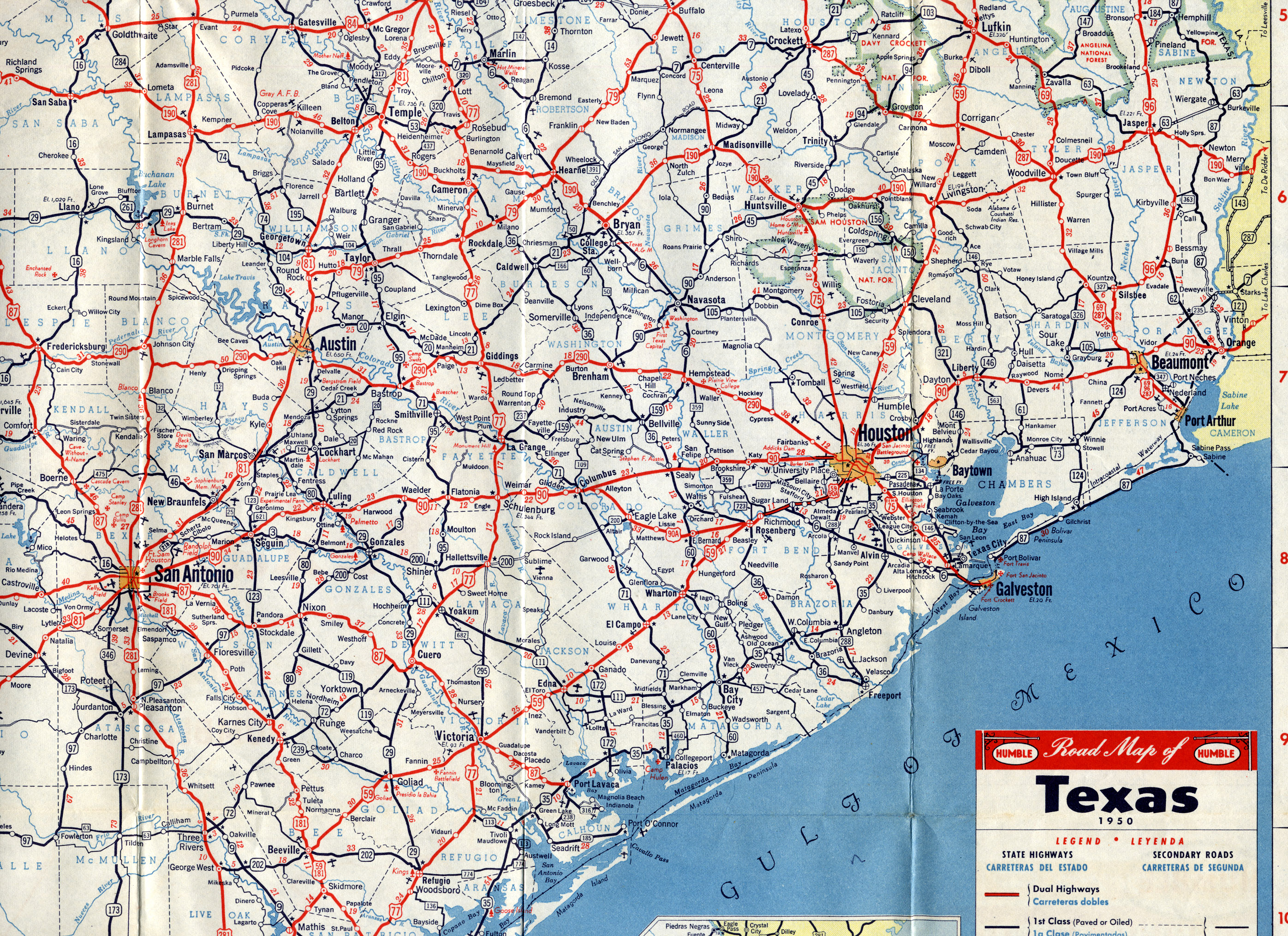 hy texas map images reverse search  tx road map. texas map old highway maps of texas what are the makings of the